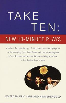 Take Ten: New 10-Minute Plays Cover Image