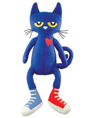 Pete the Cat Doll Cover Image