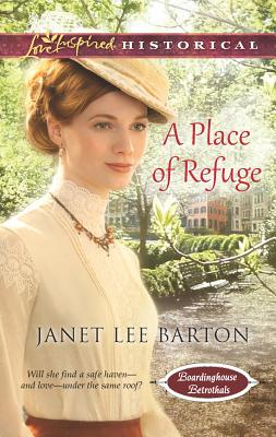 A Place of Refuge Cover