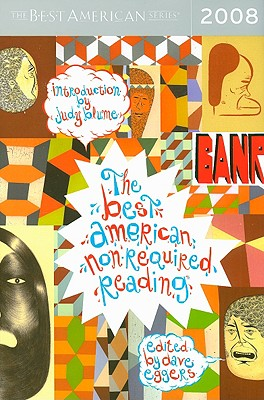 The Best American Nonrequired Reading 2008 Cover Image