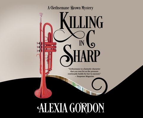 Killing in C Sharp (Gethsemane Brown Mysteries #3) Cover Image