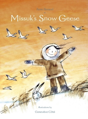 Missuk's Snow Geese Cover