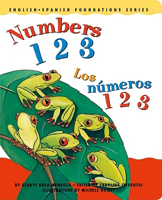 Numbers 1 2 3/Los Numeros 1 2 3 Cover Image