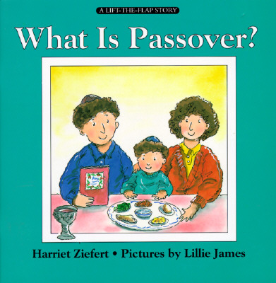 What Is Passover? Cover Image
