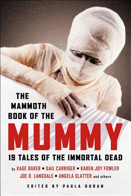 The Mammoth Book of the Mummy Cover