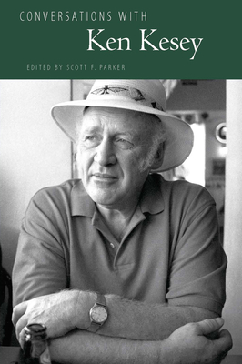 Cover for Conversations with Ken Kesey (Literary Conversations)