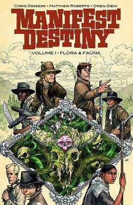 Cover for Manifest Destiny Volume 1