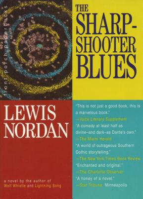 The Sharpshooter Blues Cover Image