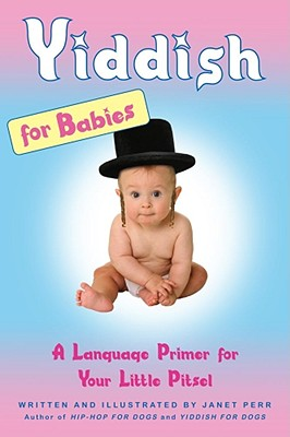Cover for Yiddish for Babies