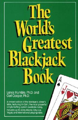The World Greatest Blackjack Book Cover