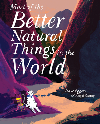 Cover for Most of the Better Natural Things in the World