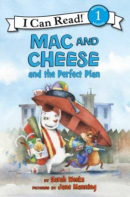 Mac and Cheese and the Perfect Plan Cover
