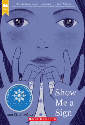 Show Me a Sign (Scholastic Gold) Cover Image