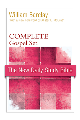 New Daily Study Bible, Gospel Set Cover Image