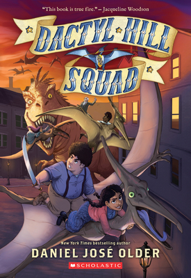Dactyl Hill Squad (Dactyl Hill Squad #1) Cover Image