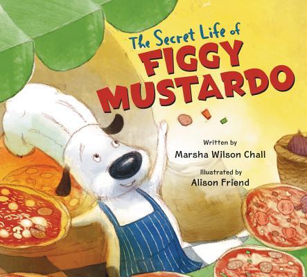 The Secret Life of Figgy Mustardo Cover