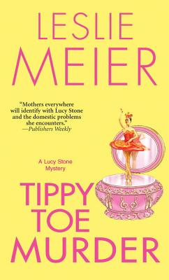 Tippy Toe Murder (A Lucy Stone Mystery #2) Cover Image