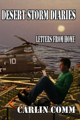 Desert Storm Diaries: Letters From Home Cover Image