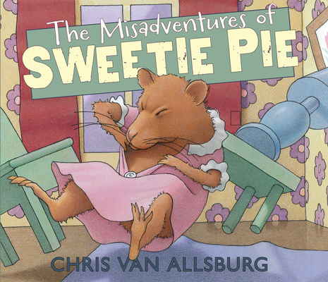 The Misadventures of Sweetie Pie Cover Image