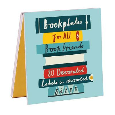 Bookplates for All Book Friends Cover Image