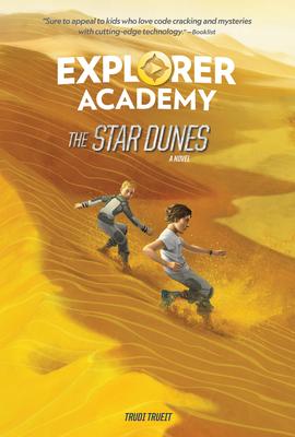 Explorer Academy: The Star Dunes (Book 4) Cover Image