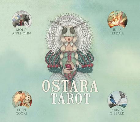 Ostara Tarot [With Guidebook] Cover Image