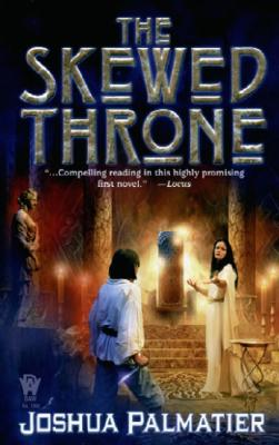 The Skewed Throne (Throne of Amenkor #1) Cover Image