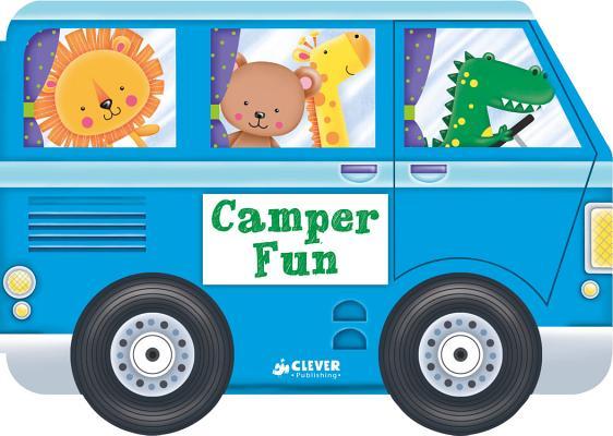 Cover for Camper Fun (Wonder Wheels)