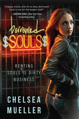 Borrowed Souls: A Soul Charmer Novel Cover Image