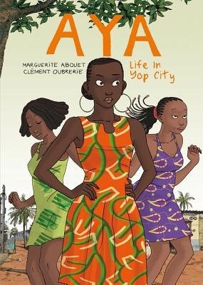 Aya: Life in Yop City Cover Image