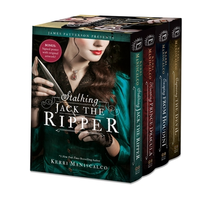 The Stalking Jack the Ripper Series Hardcover Gift Set Cover Image