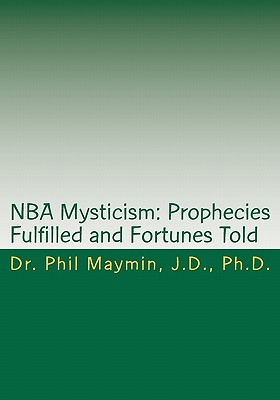 Cover for NBA Mysticism