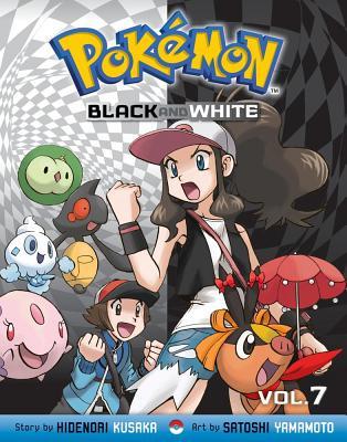 Pokemon Black and White, Vol. 7 Cover