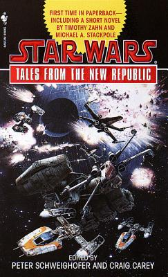 Tales from the New Republic Cover