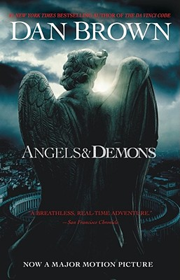 Angels & Demons - Movie Tie-In: A Novel Cover Image