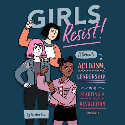 Cover for Girls Resist!
