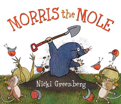 Morris the Mole Cover Image