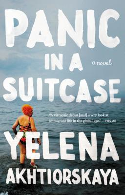 Panic in a Suitcase: A Novel Cover Image