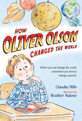 How Oliver Olson Changed the World Cover Image