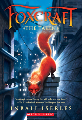 The Taken (Foxcraft, Book 1) Cover Image