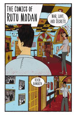 The Comics of Rutu Modan: War, Love, and Secrets (Great Comics Artists) cover