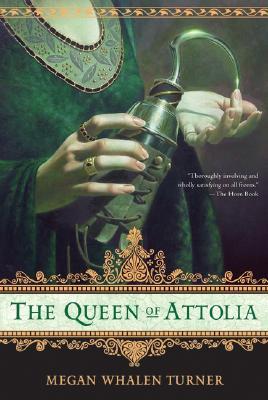 The Queen of Attolia Cover