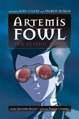 Artemis Fowl graphic novel catalog link