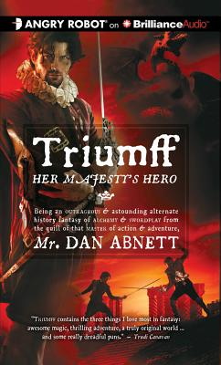 Triumff: Her Majesty's Hero Cover Image