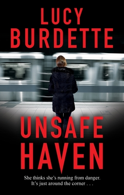 Cover for Unsafe Haven