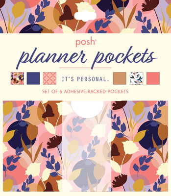 Posh: Planner Pockets Cover Image