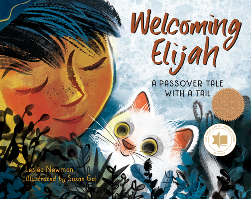 Welcoming Elijah: A Passover Tale with a Tail Cover Image