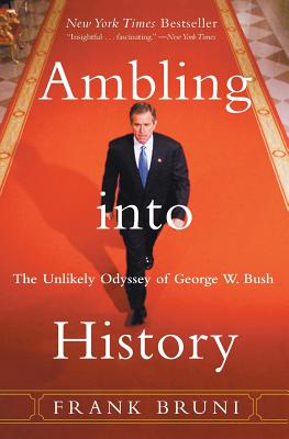 Ambling Into History Cover