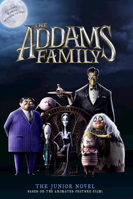 The Addams Family: The Junior Novel Cover Image