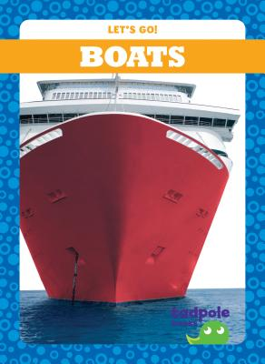 Boats (Let's Go!) Cover Image